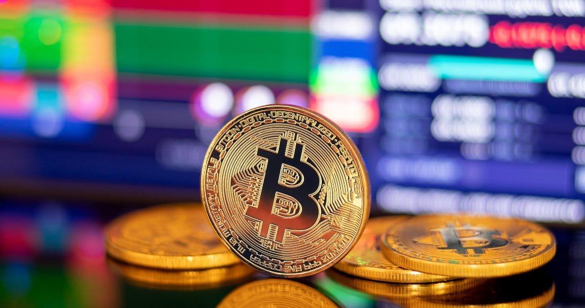 Movimenti al ribasso per Bitcoin