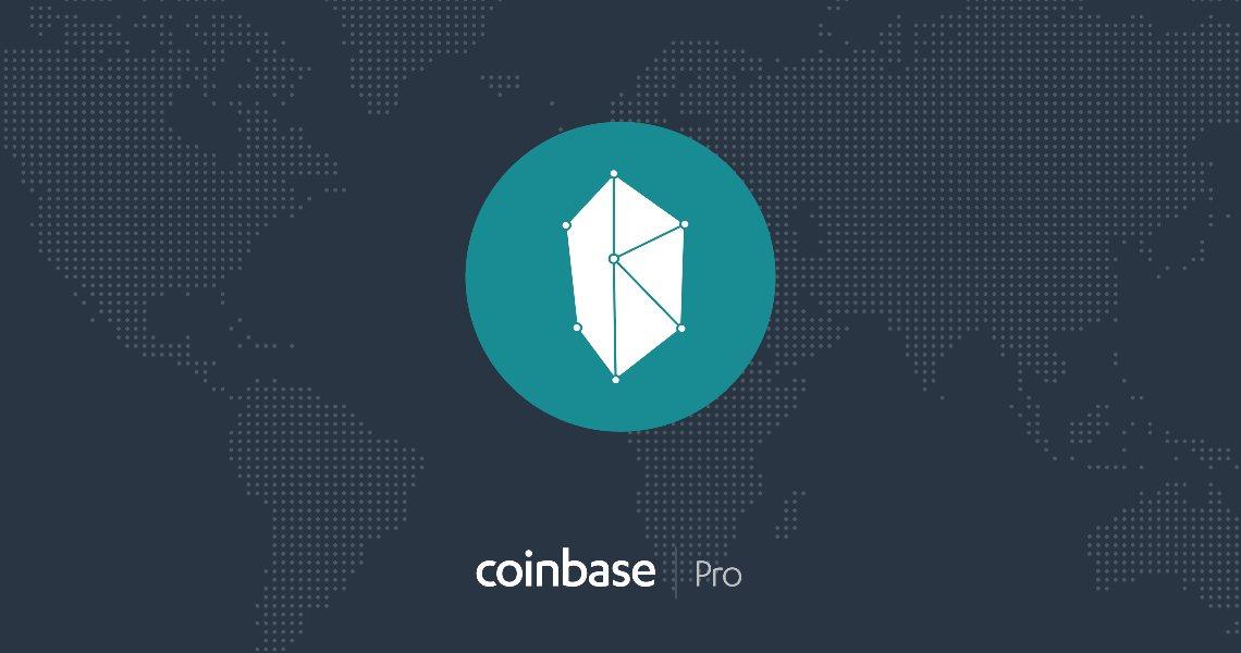 Coinbase Pro aggiungerà il token KNC