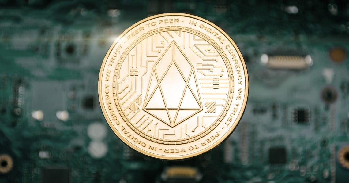 200.000 dollari per gli smart contract su EOS con Solidity