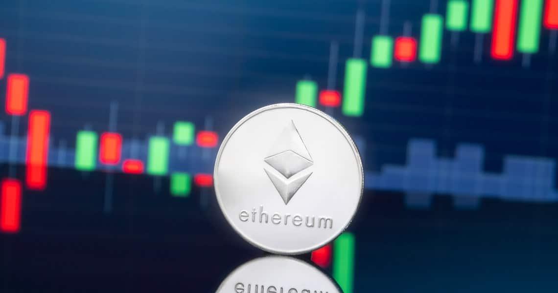 Ethereum: il prezzo in crescita sfiora i 200 dollari