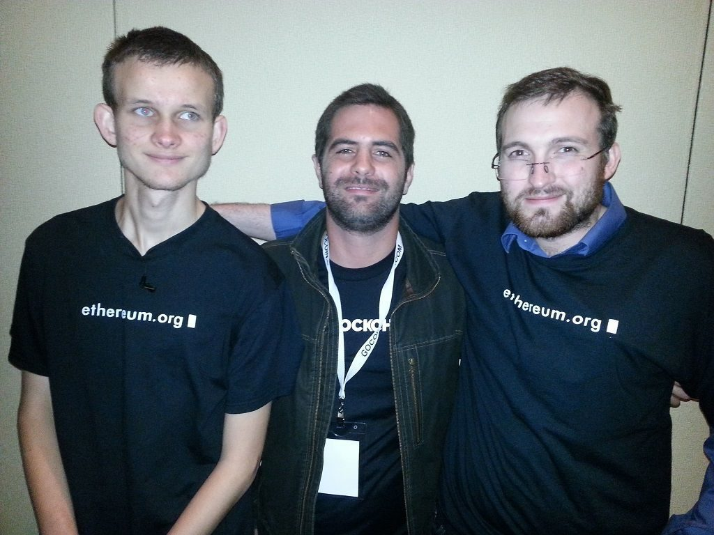 Ethereum founders