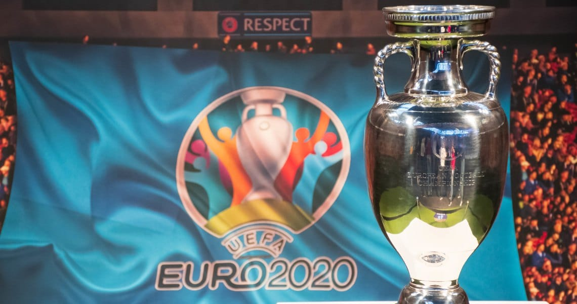 I biglietti di Euro 2020 su blockchain: in arrivo l'app