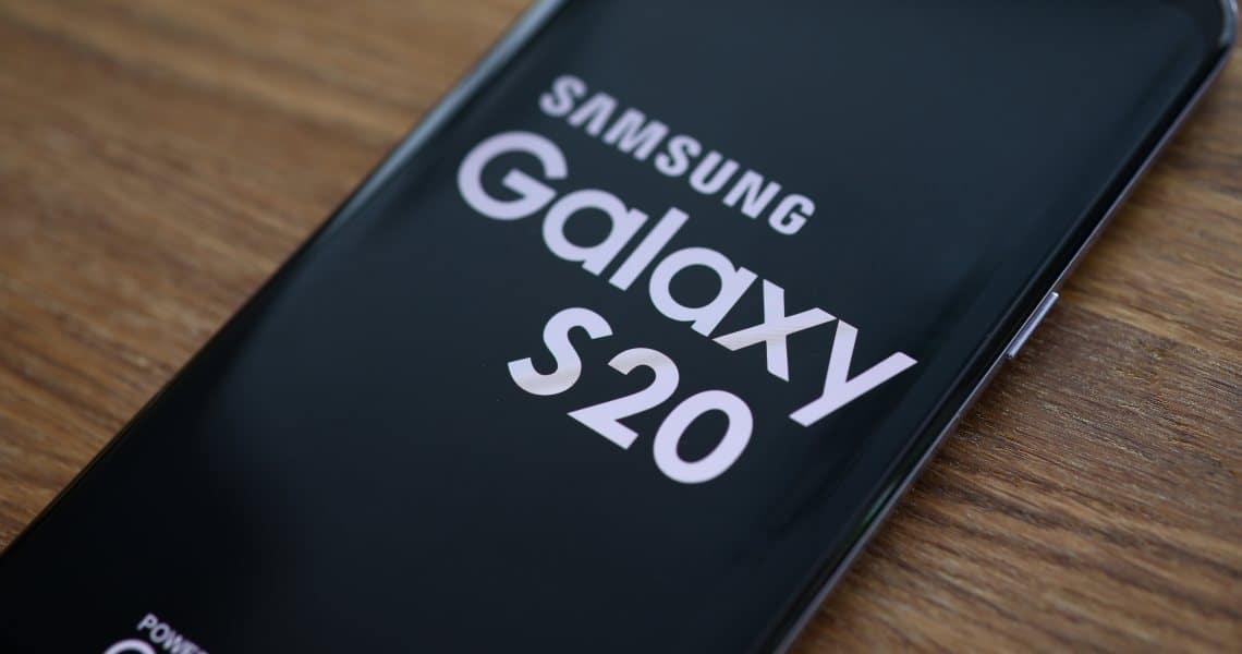 Samsung Galaxy S20: ancora più sicuro per la custodia delle criptovalute