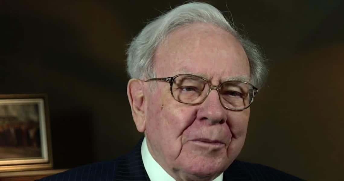Warren Buffett ha ancora il Bitcoin di Justin Sun