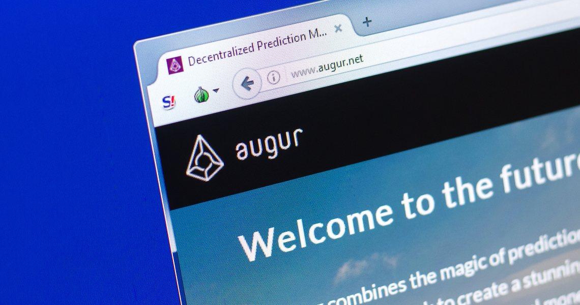 Augur (REP) e i migliori progetti DeFi