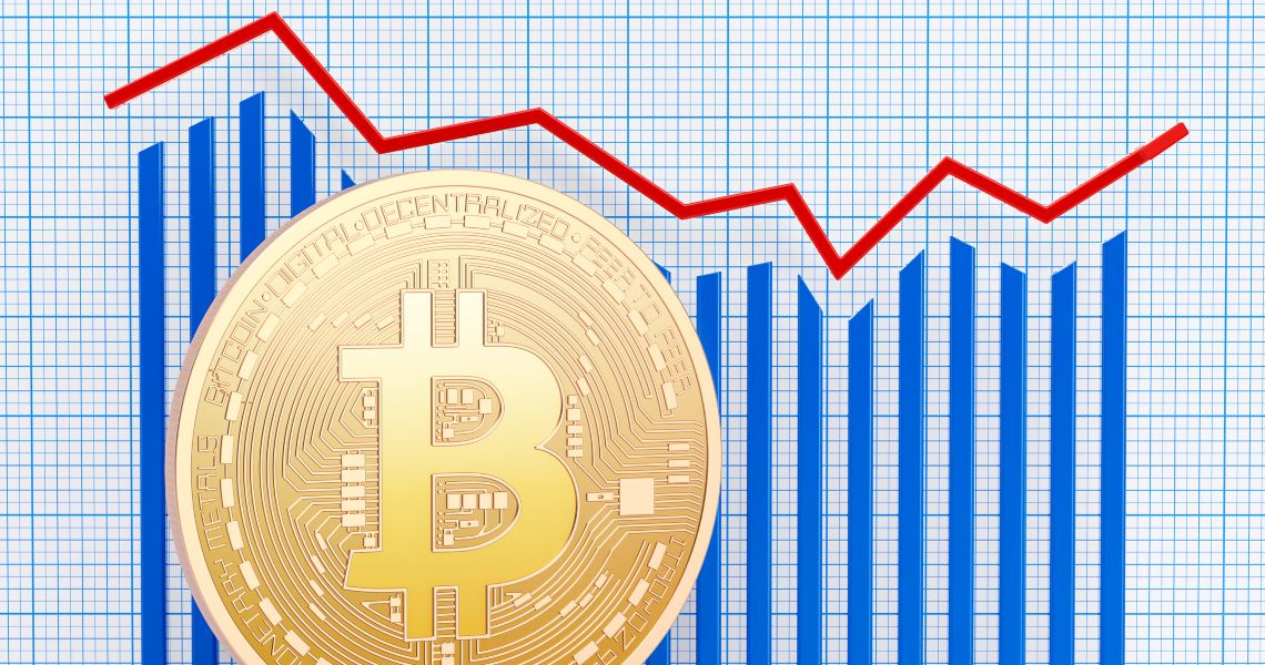 Bitcoin: l'indice di volatilità ai massimi da 3 mesi