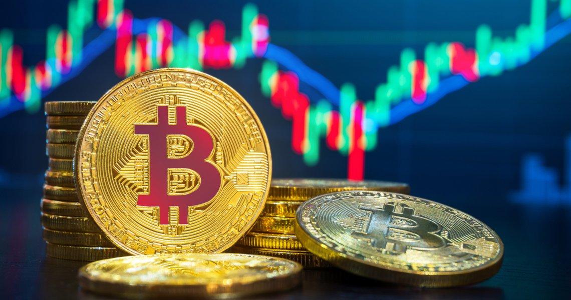 Volumi criptovalute: Bitcoin scambia 1 miliardo di dollari