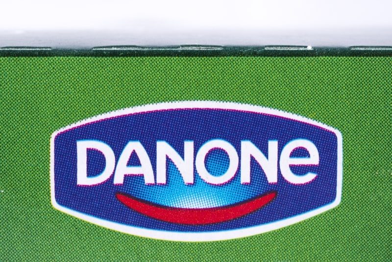 Danone e la blockchain per tracciare latte e yogurt. Puro marketing?