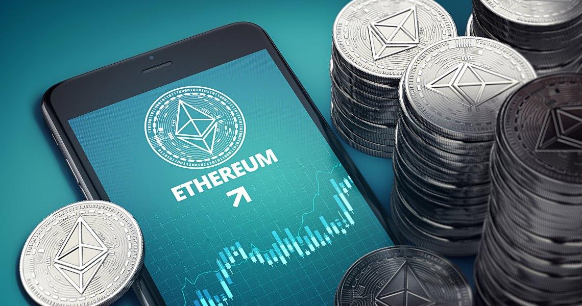Ethereum: il prezzo della settimana è in rialzo