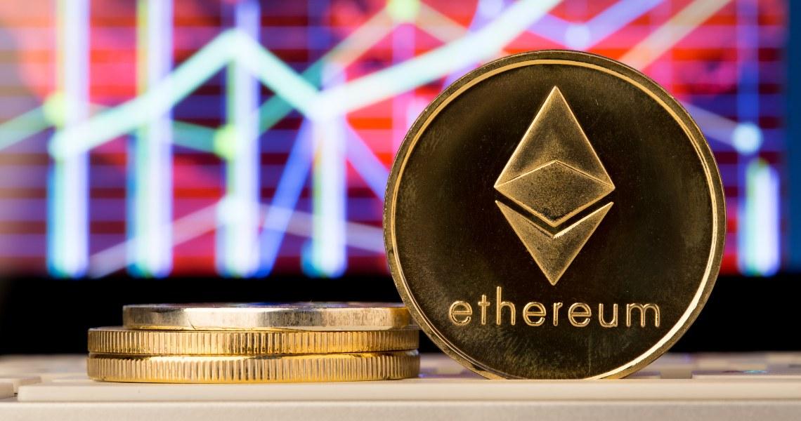 Balzo di Ethereum: un allungo del 5%