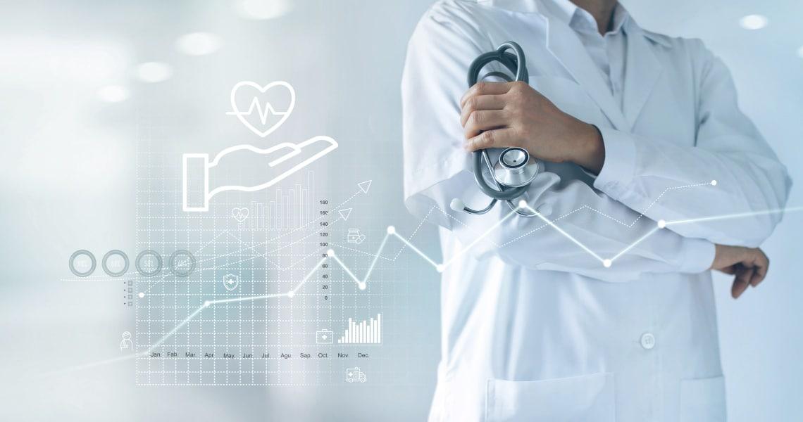 I principali progetti di assistenza sanitaria su blockchain