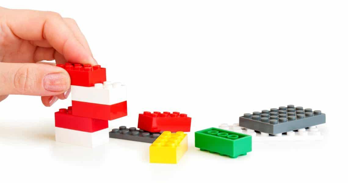 Ethereum Money Lego, ovvero i Lego con le monete