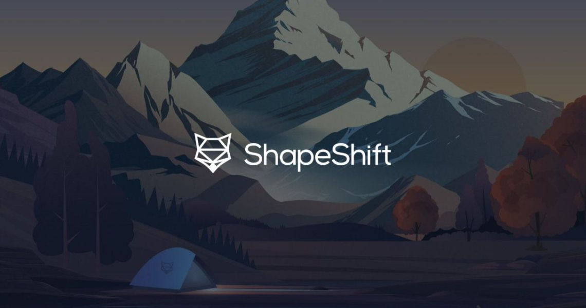 Shapeshift exchange