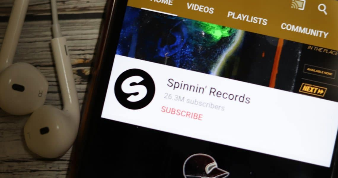 Spinnin' Records sta usando le ads di BAT