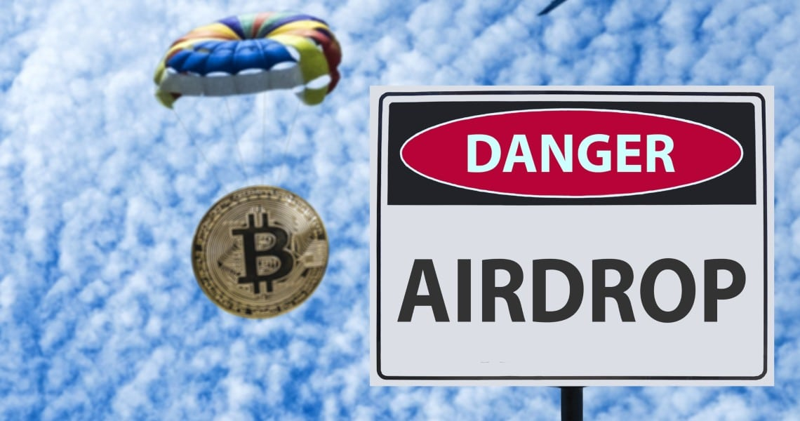 Crypto Airdrop: marketing o scam?