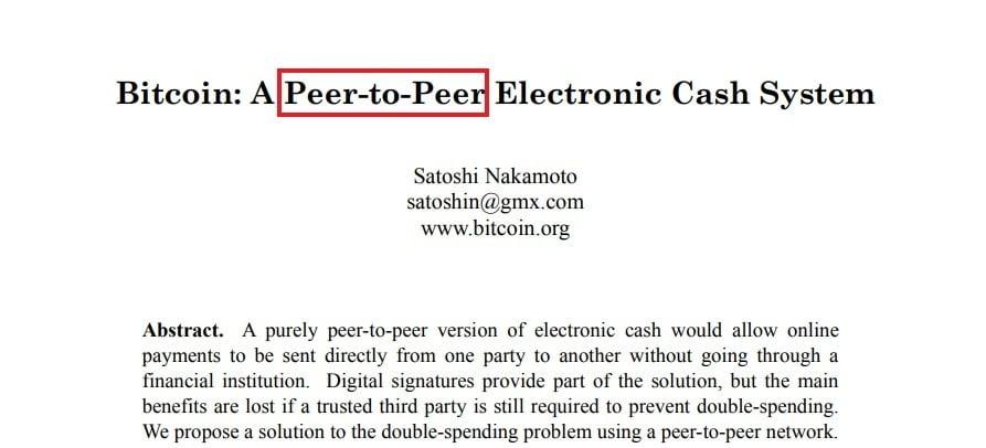 bitcoin sv p2p
