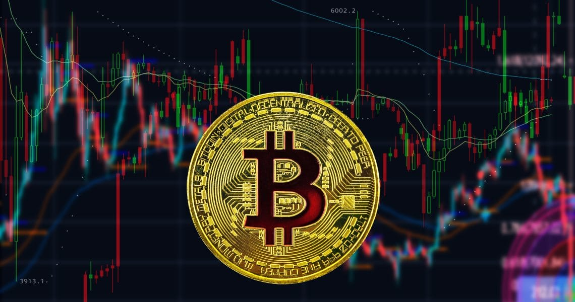 Bitcoin in rialzo, recupera il 30%