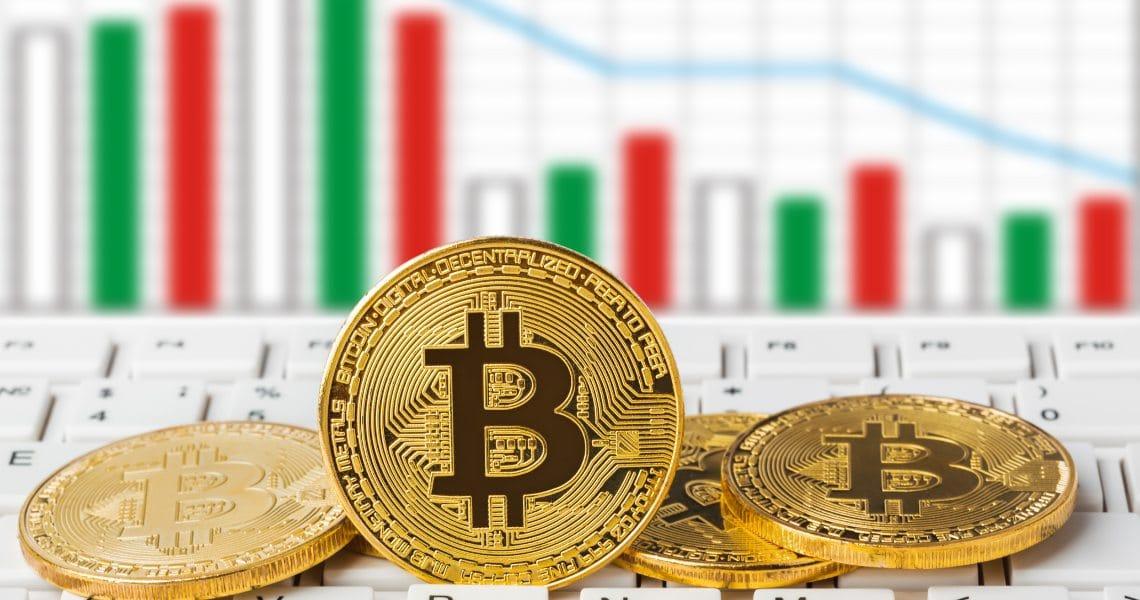 Bitcoin: forte volatilità su BTC