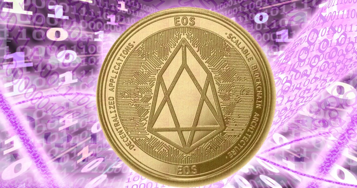 Nuovo record per la blockchain di EOS