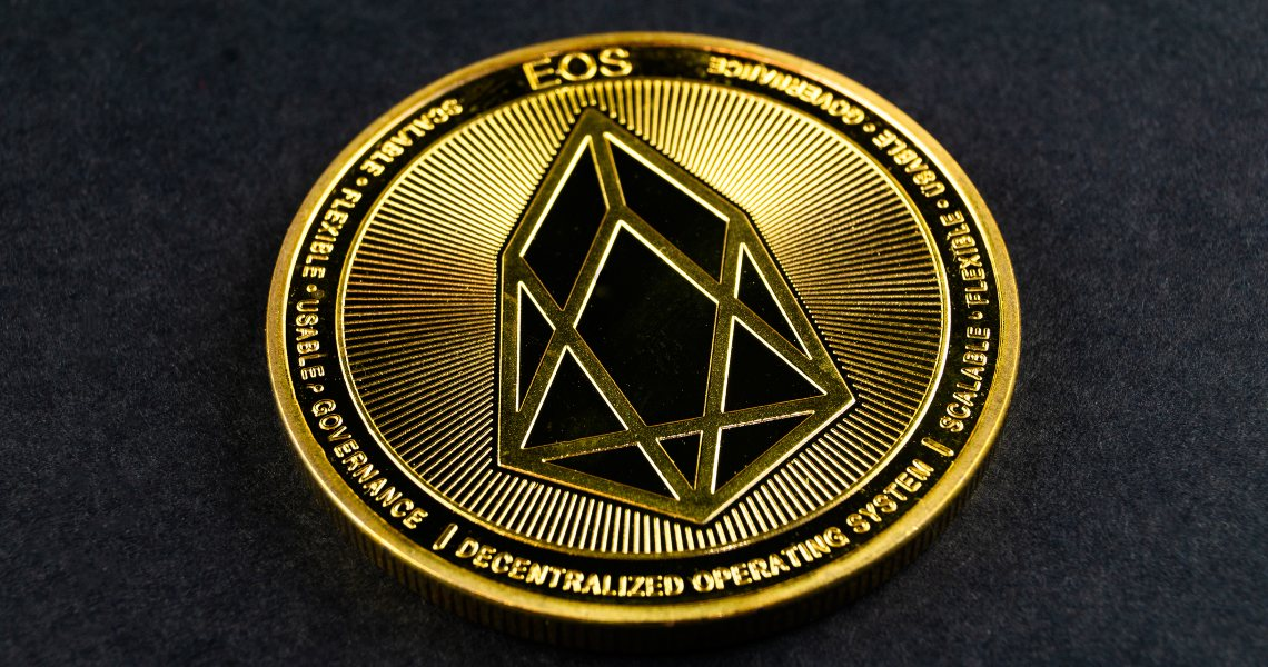 DeFi: EOS seconda in classifica