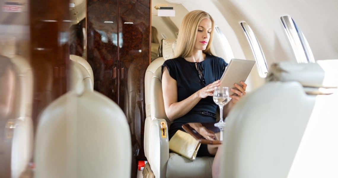 Fast Private Jet: il jet si paga in bitcoin ai tempi del Coronavirus