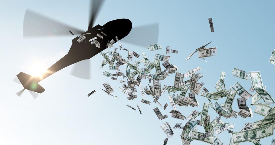 Helicopter money, Quantitative Easing e criptovalute: una strana relazione