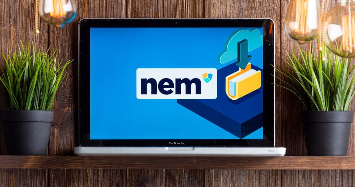 Gli ultimi aggiornamenti dalla NEM Foundation