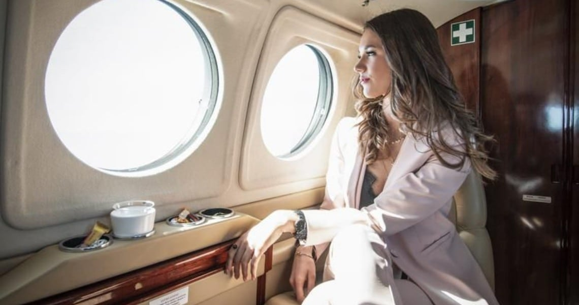 Fast Private Jet e The Cryptonomist: partnership nella business aviation
