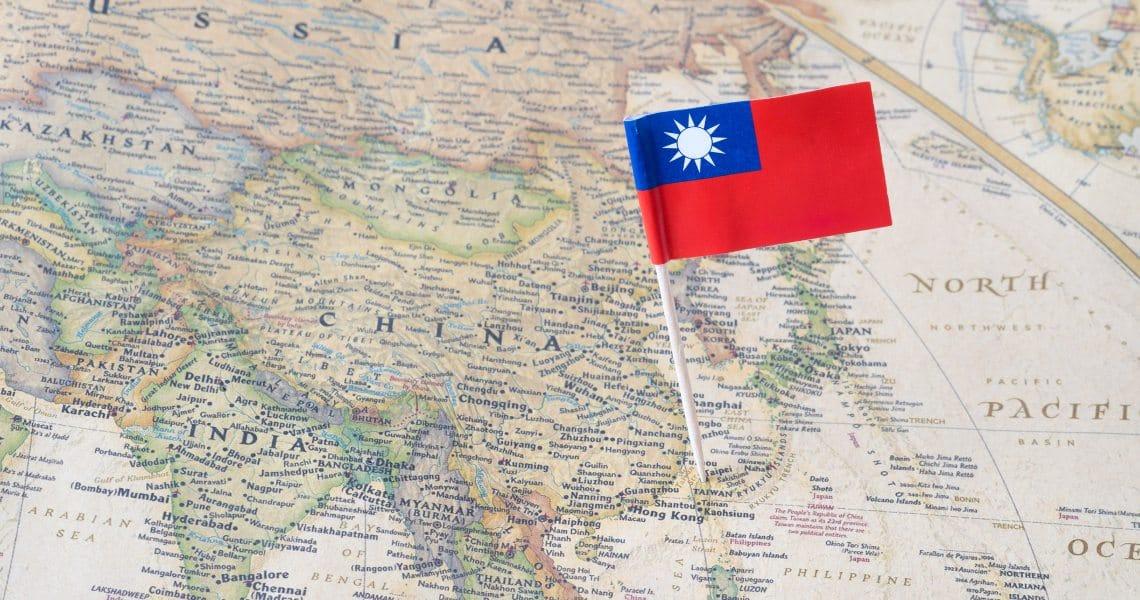 Blockchain priorità assoluta a Taiwan