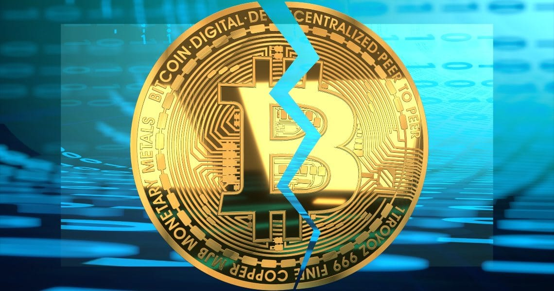 Chainalysis analizza il crollo del prezzo di bitcoin