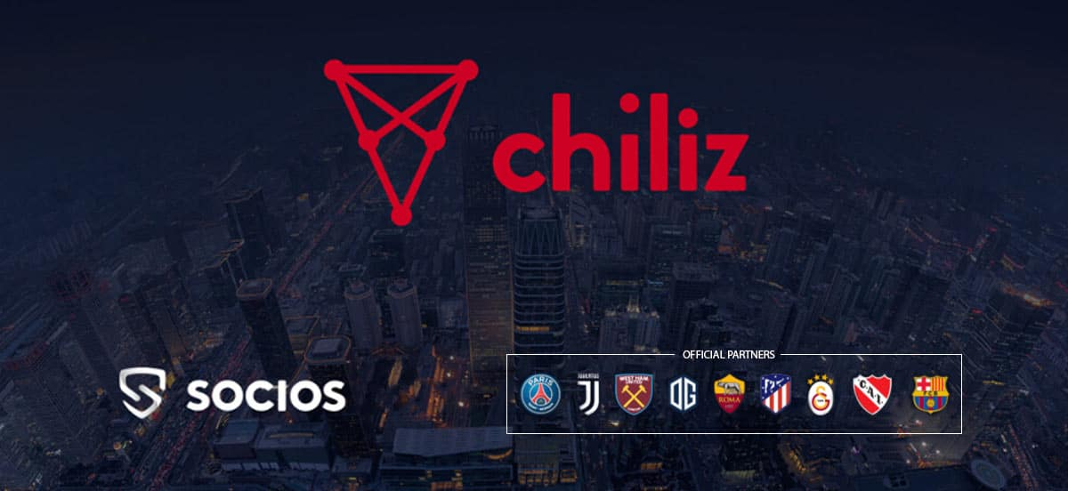 Chiliz insieme a Chainlink per NFT in real-time