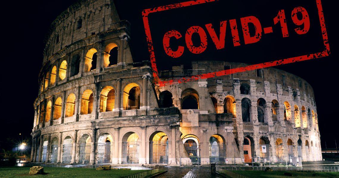 Italia: la blockchain entra in campo contro il COVID-19