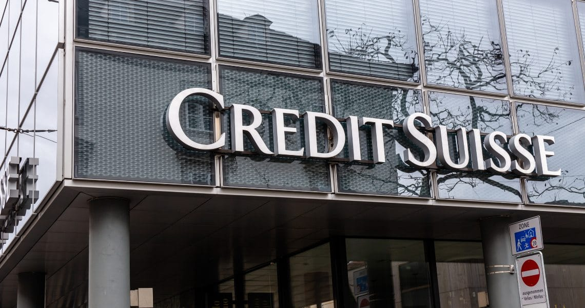 Credit Suisse supporterà Bitcoin?