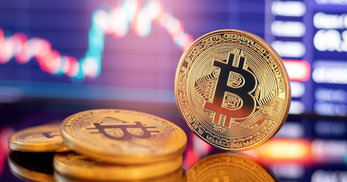 Crypto positive e mercati azionari in ribasso