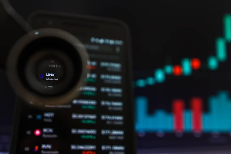 Chainlink (LINK): il prezzo sale dell'8%