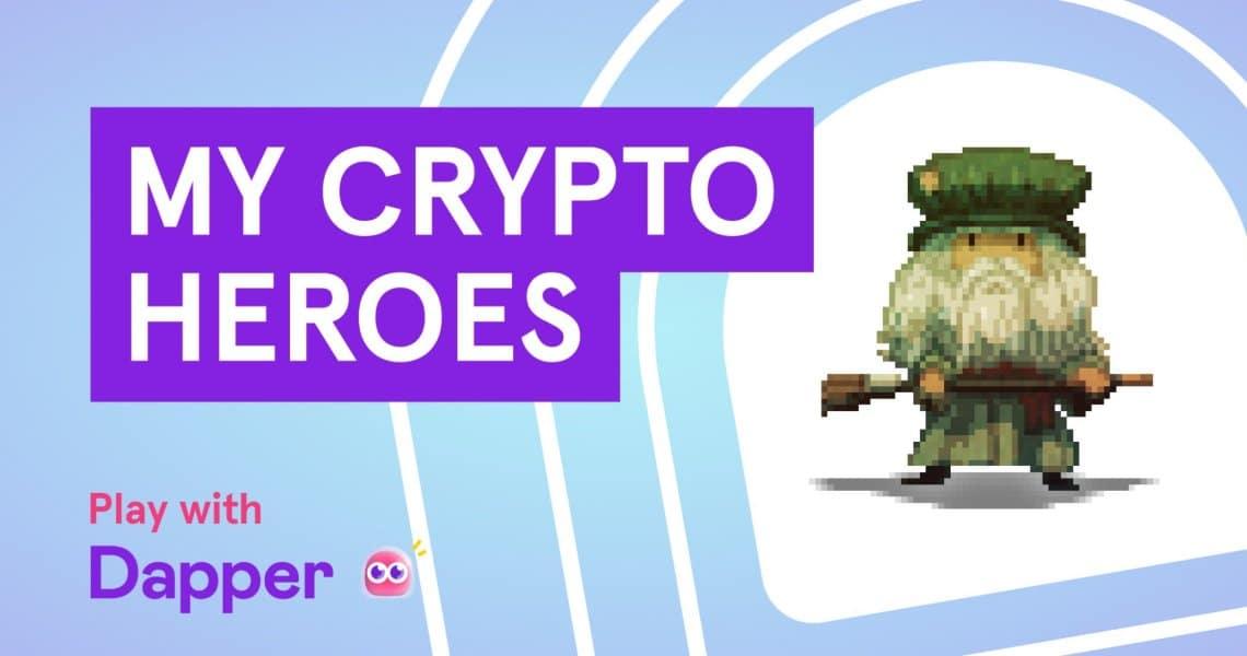 My Crypto Heroes e il mondo dei videogiochi su blockchain