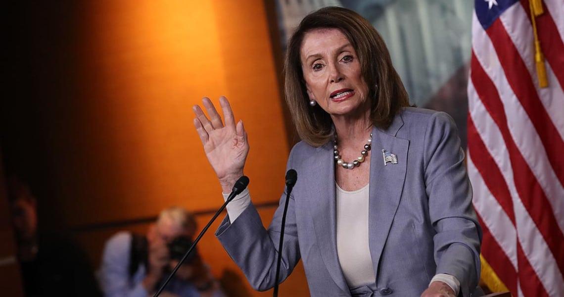 Nancy Pelosi digital dollar