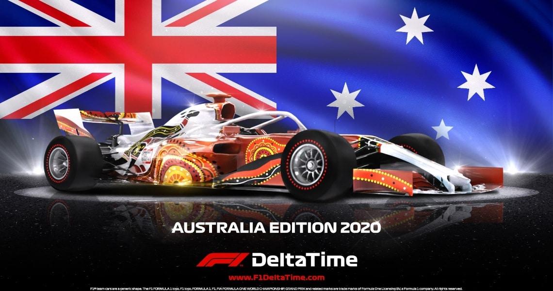 Lanciato l'NFT F1 Australia Edition per beneficenza