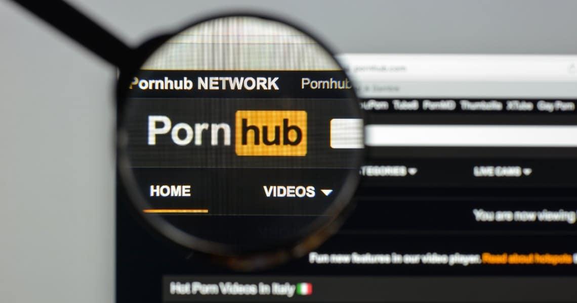 Pornhub: disponibili i pagamenti crypto con Pumapay