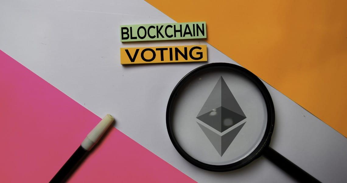 Ethereum: arriva l'app tecnologicamente avanzata per i sistemi di voto