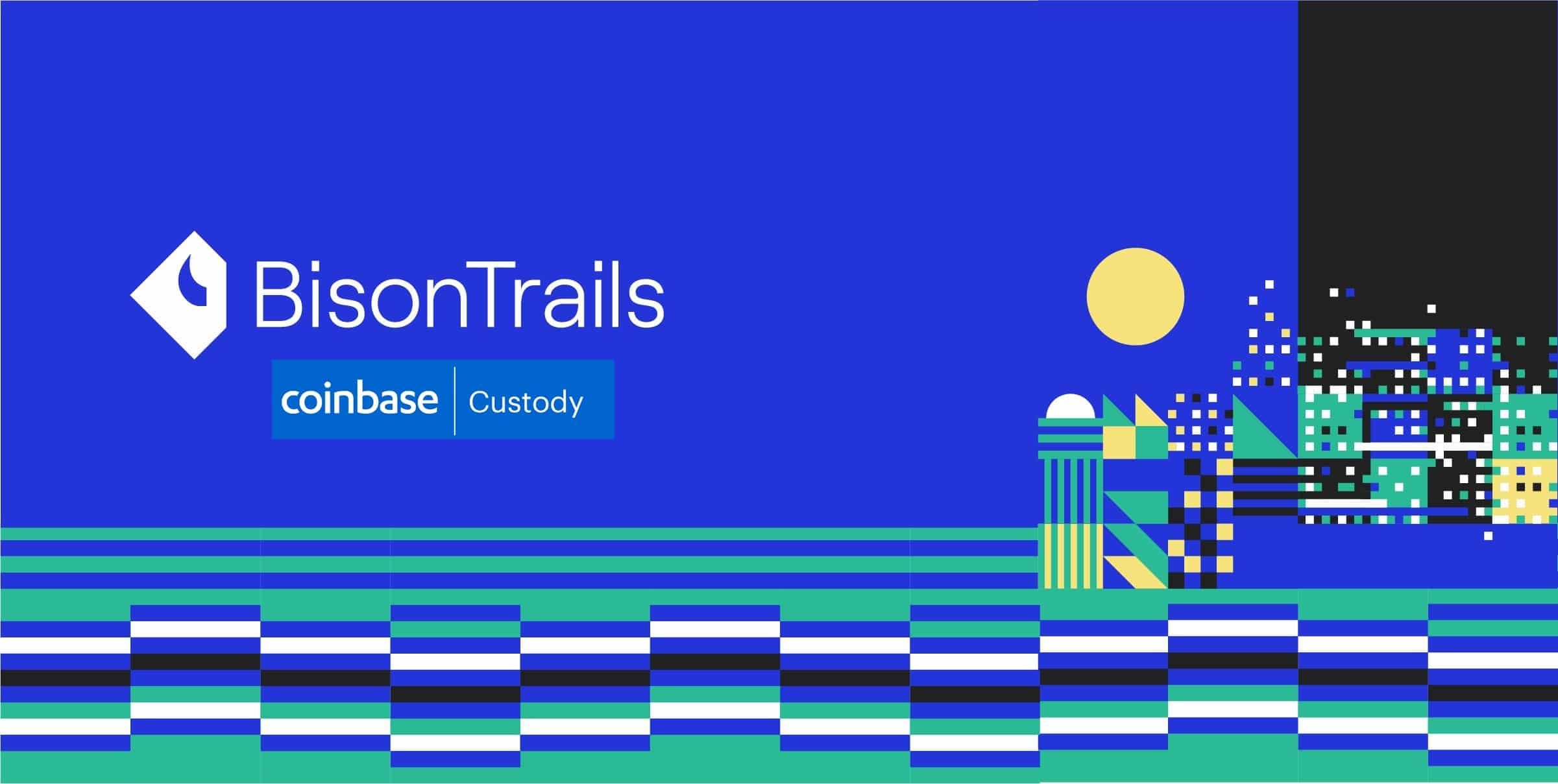 Bison Trails integra Coinbase Custody per Polkadot