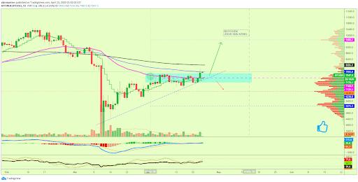 bitcoin tradingview