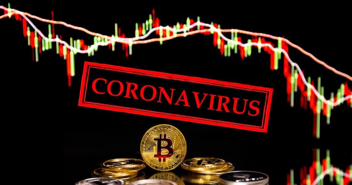 Cina e Coronavirus: Bitcoin ha fallito durante la crisi