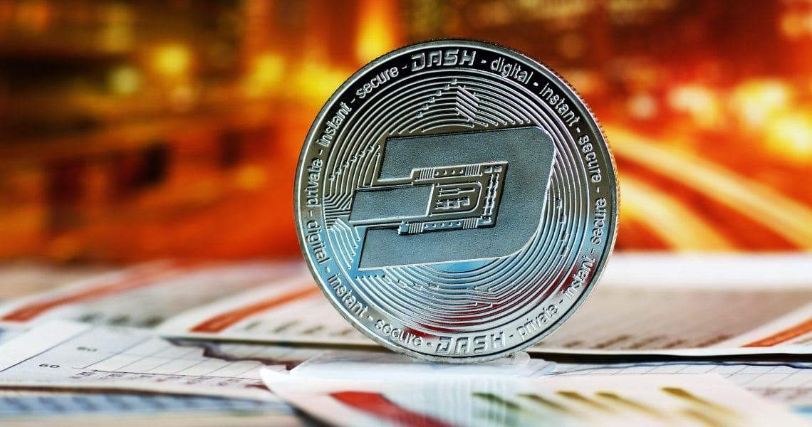 Dash: ottima performance per la crypto nel 2020