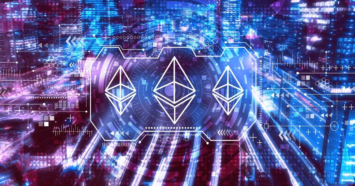 DeFi: i progetti su Ethereum sono cresciuti dell'800%
