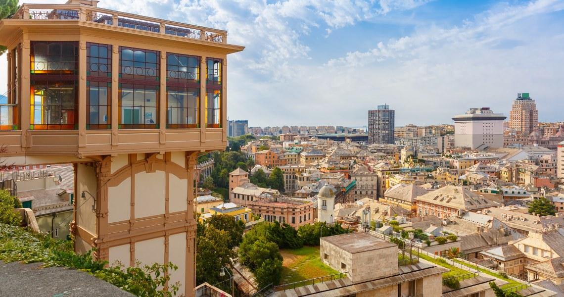 Come comprare Bitcoin a Genova grazie al nuovo ATM crypto