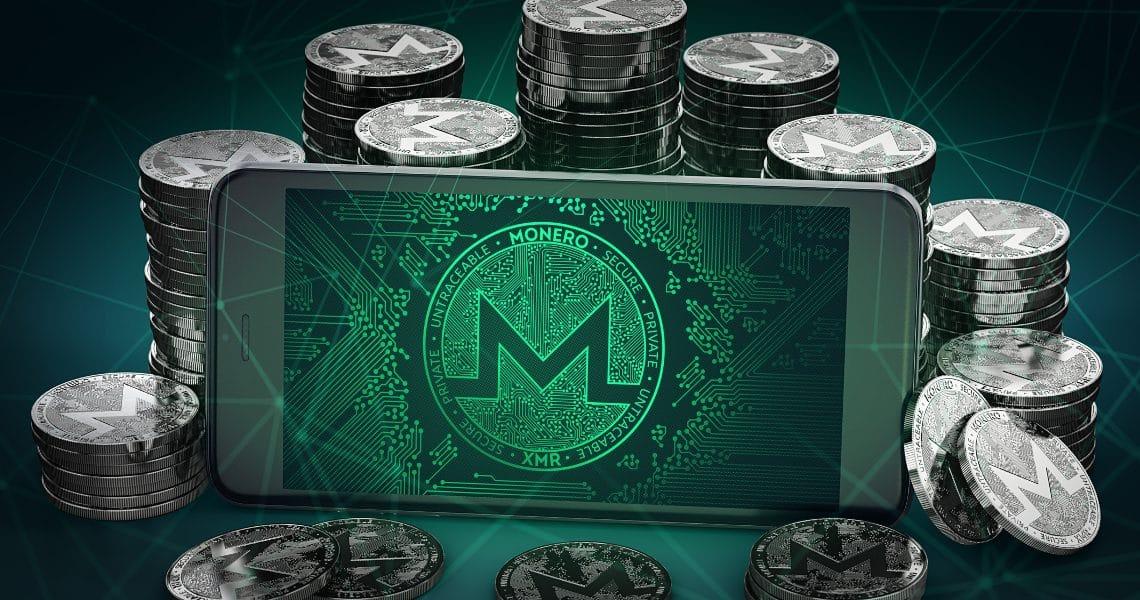 HTC Exodus permette il crypto mining di Monero