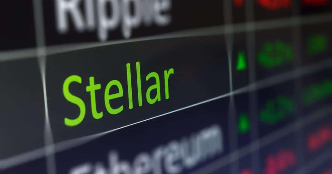Stellar (XLM): il prezzo sale del 10% insieme a Tron