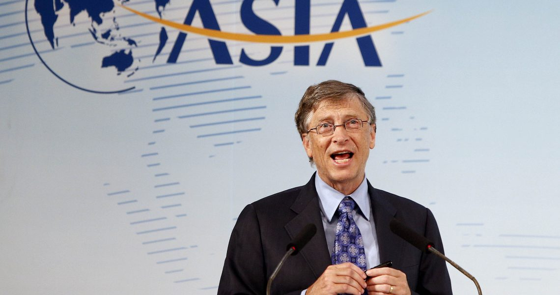 Bill Gates e le criptovalute: odio, amore e truffe