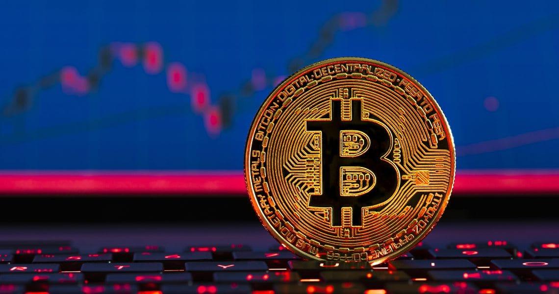 Grande balzo per Bitcoin: BTC sale del 5%